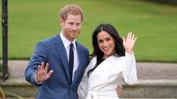 Meghan And Harry: This Moment Belonged To Black