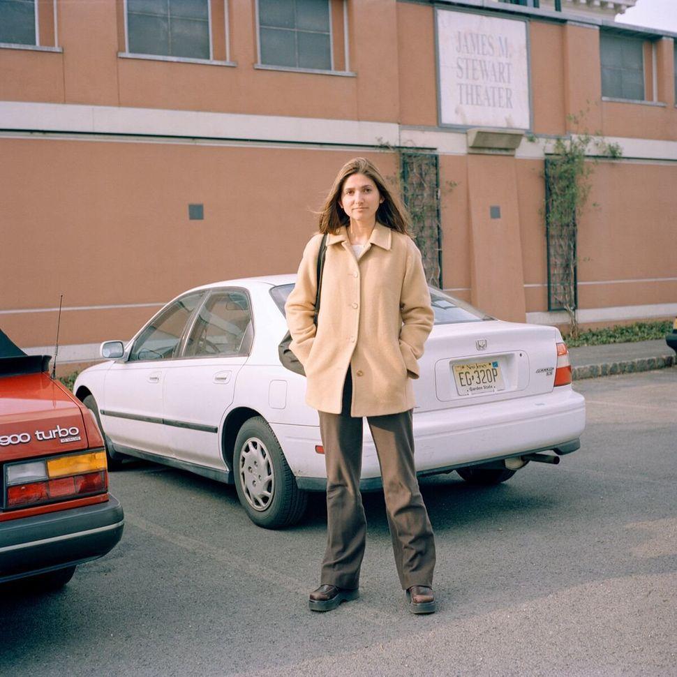 Becky in 2000