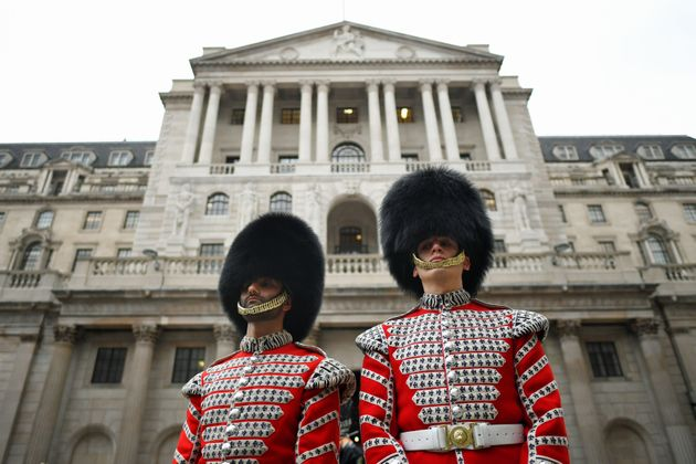 According to the Bank of England (pictured) none of Britain's major lenders need to raise