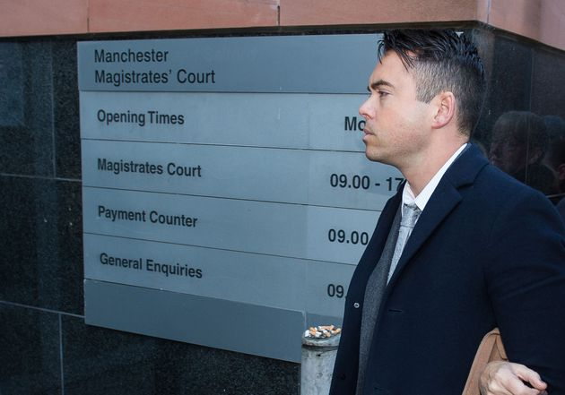 Actor Bruno Langley pleads guilty to sexual assault