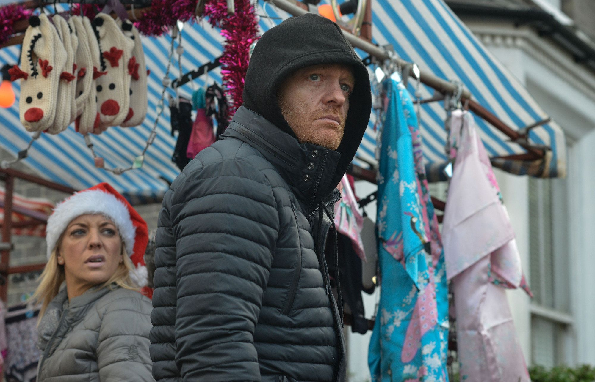 The Questions And Theories We Have After 'EastEnders' Unveils First Set Of Christmas