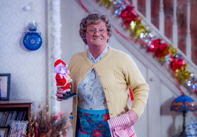 Mrs Brown's Boys special wins Christmas Day ratings battle