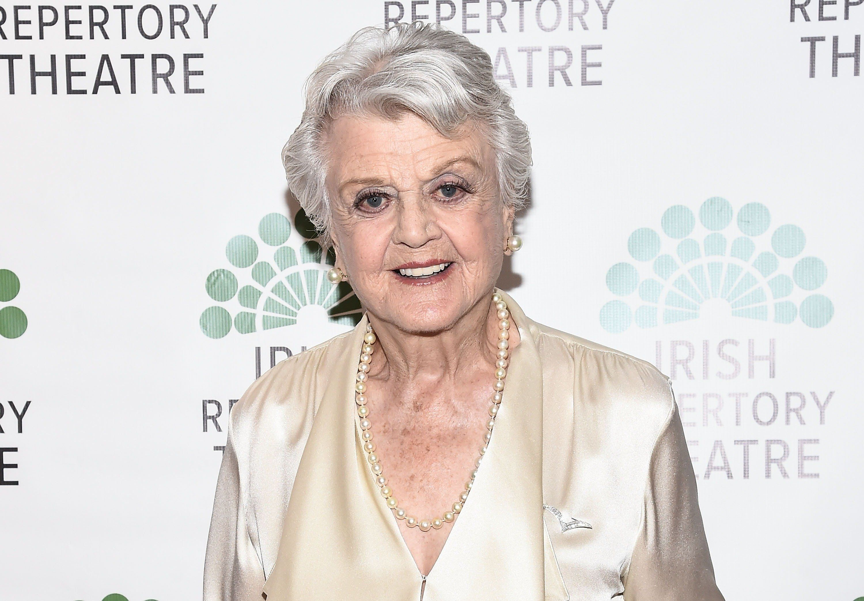 NEW YORK, NY - JUNE 13:  Angela Lansbury attends the 2017 Irish Repertory Theatre Gala at Town Hall on June 13, 2017 in New York City.  (Photo by Daniel Zuchnik/Getty Images)