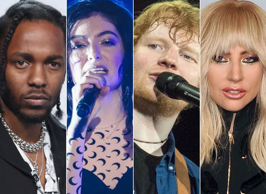 Ed Sheeran, Coldplay And Gorillaz Lead The British Charge At The Grammy Awards