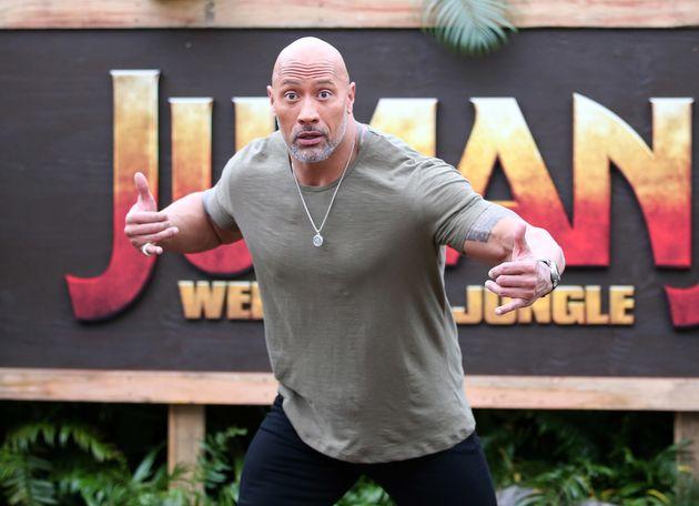 Dwayne The Rock Johnsons Epic Bull Skull Tattoo Is