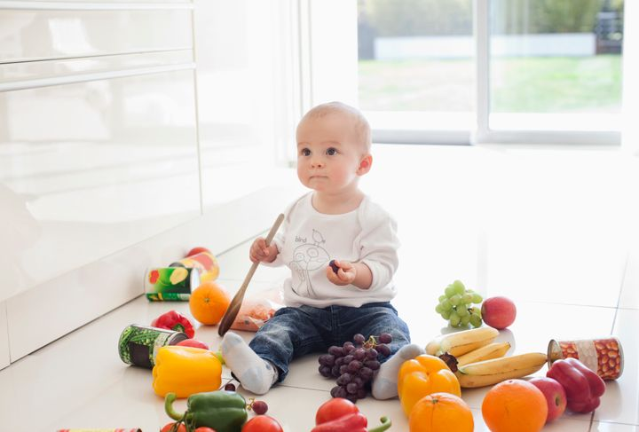 Parents in the U.S. have picked a number of food-related names for their babies.