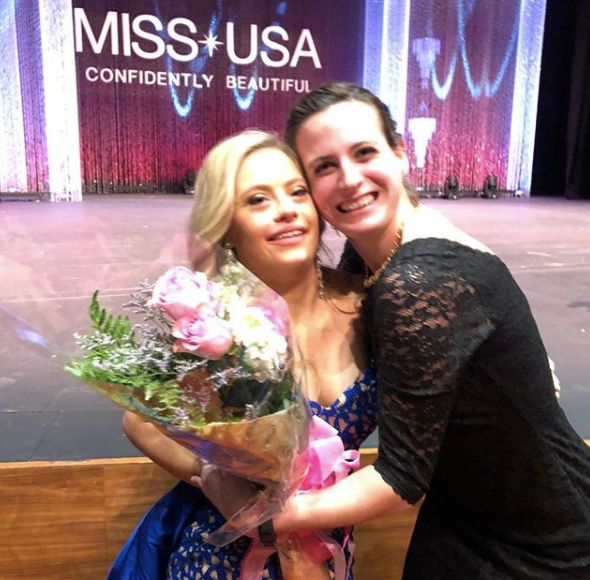 Mikayla Holmgren Blazes Trail As First State Miss USA Contestant With Down