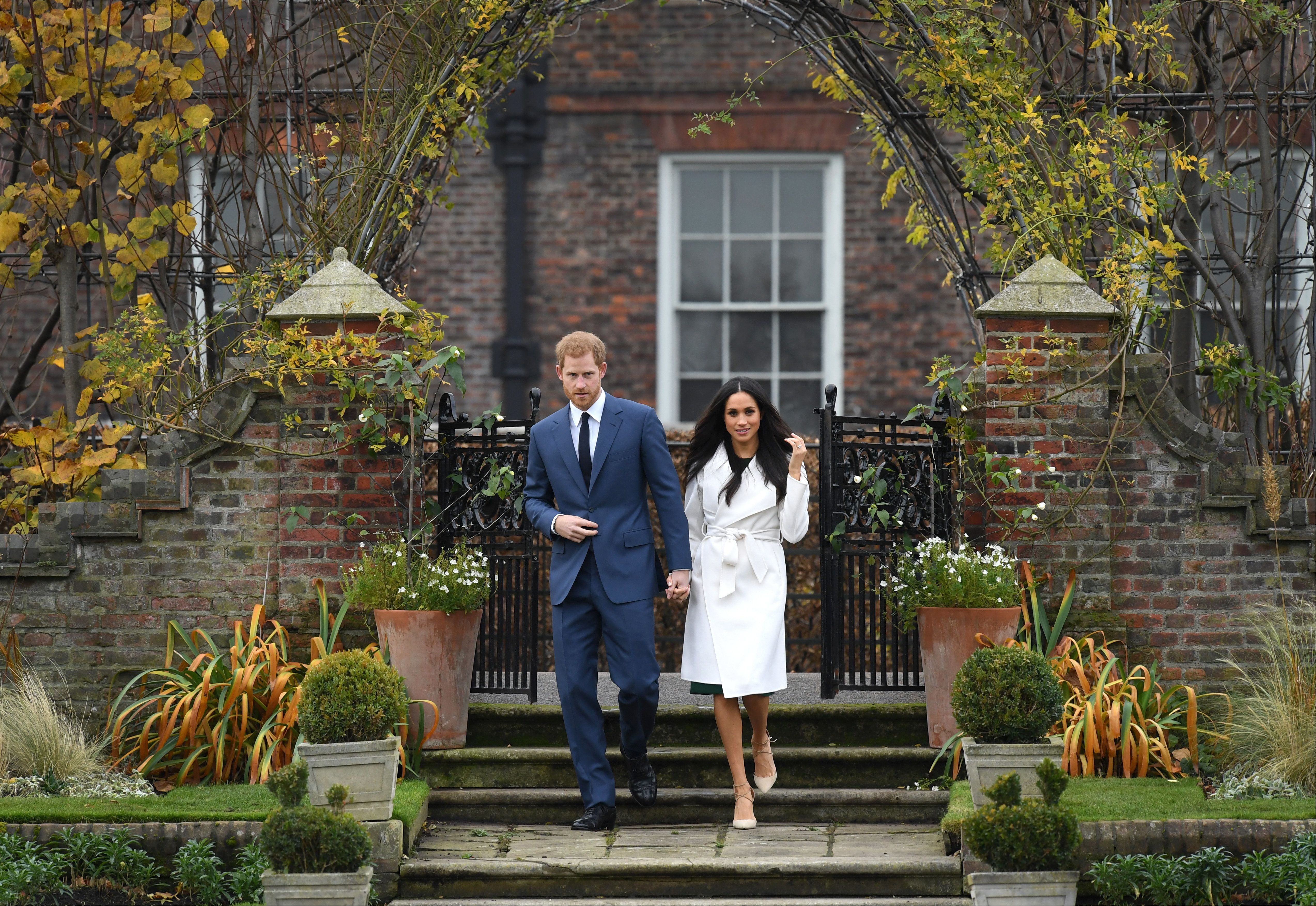 Prince Harry And Meghan Markle Announce Wedding Location And