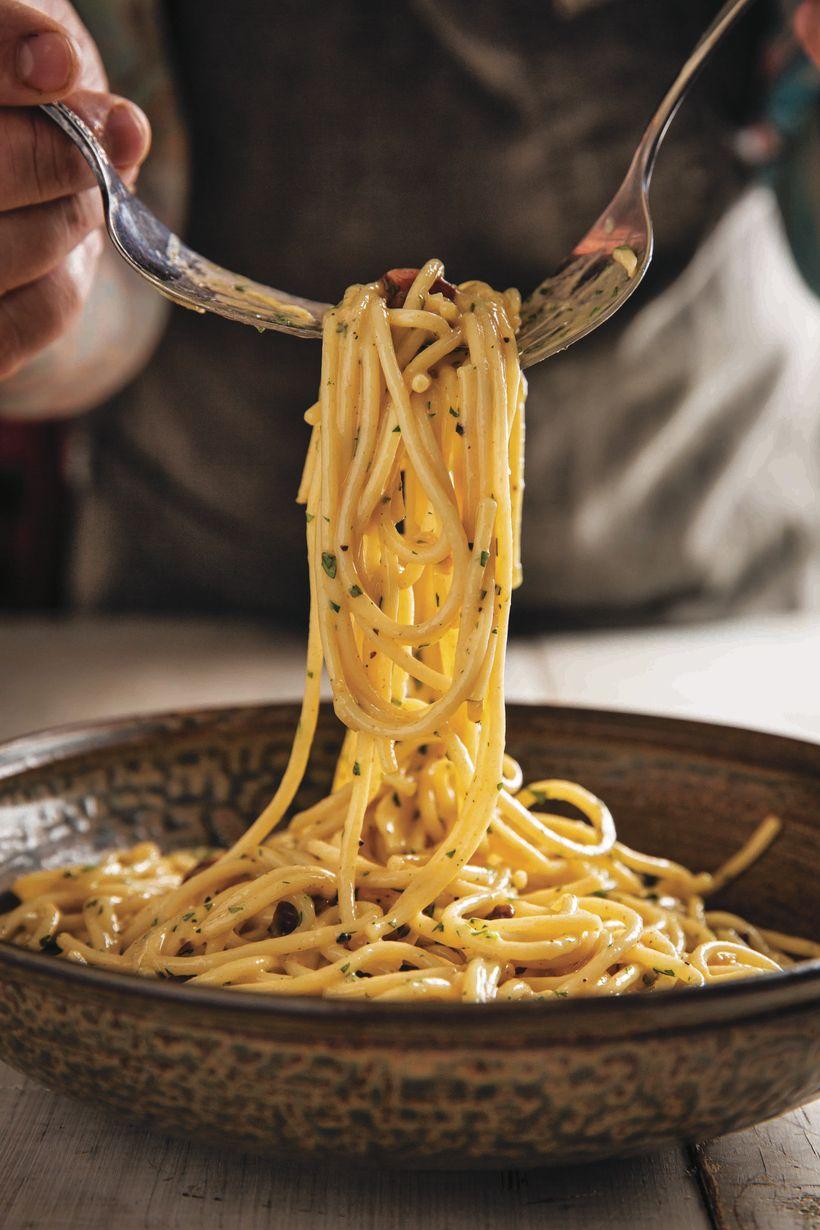 Pasta from Homegrown by Matt Jennings