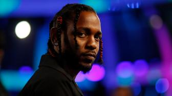 2017 MTV Video Music Awards – Arrivals – Inglewood, California, U.S., 27/08/2017 - Kendrick Lamar. REUTERS/Mario Anzuoni