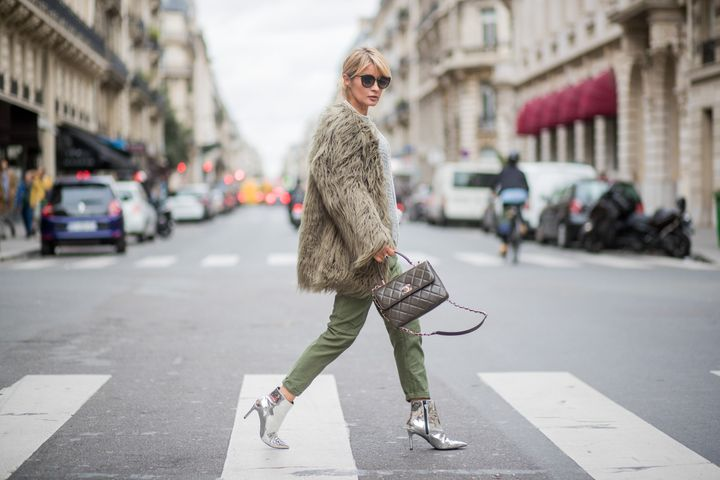 15 Faux Fur Coats That Look Like The Real Deal   HuffPost Life