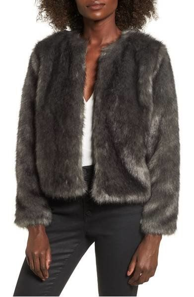 "Get it at <a href=""https://shop.nordstrom.com/s/band-of-gypsies-faux-fur-jacket/4775191?origin=coordinating-4775191-0-4-PDP_1"