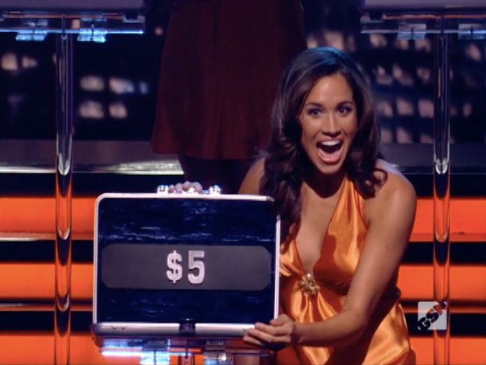 Meghan Markle Used To Be A 'Deal Or No Deal' Briefcase Model