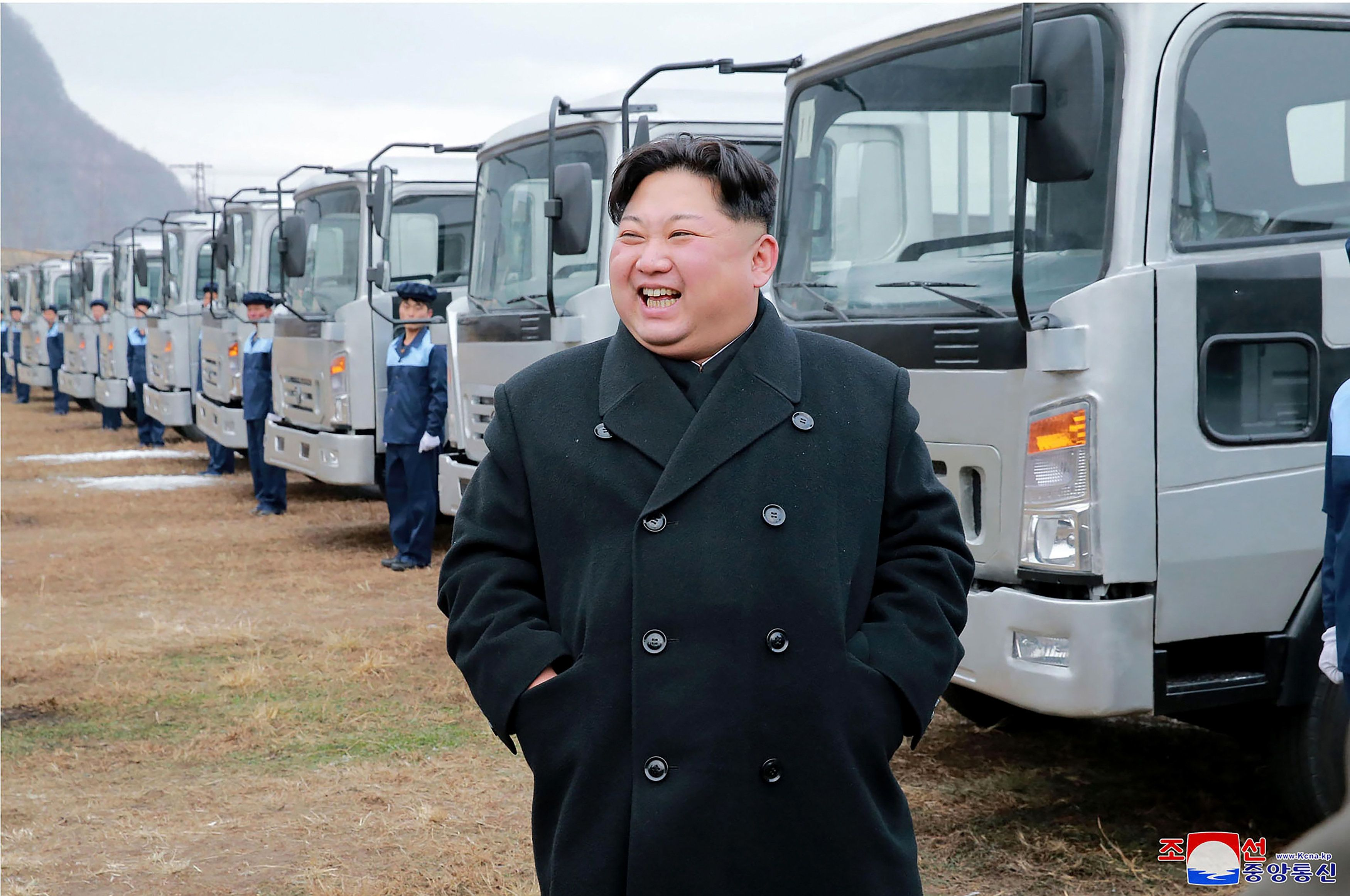 North Korean leader Kim Jong-Un has fired off test launches of intercontinental ballistic missiles in recent months.