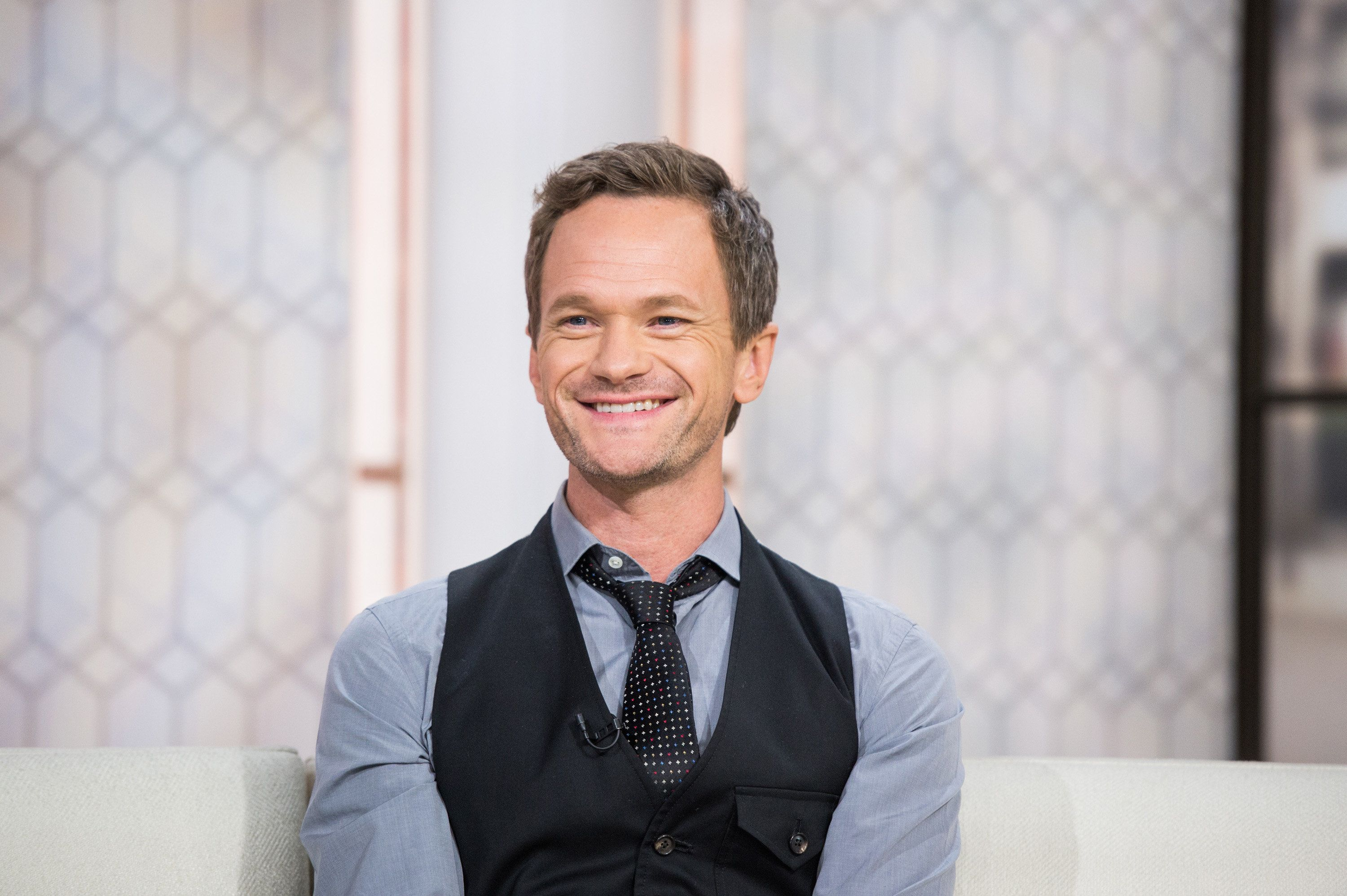 Neil Patrick Harris released his debut middle-grade novel, <i>The Magic Misfits,</i> last week.