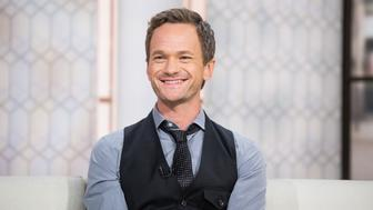 TODAY -- Pictured: Neil Patrick Harris on the Today Show on Friday, April 14, 2017 -- (Photo by: Nathan Congleton/NBC/NBCU Photo Bank via Getty Images)