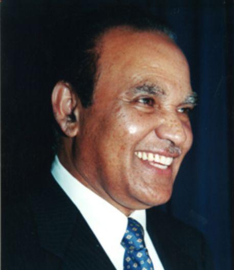 The late Abdul Majid Khan