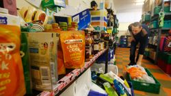 Foodbanks Face 'Busiest Christmas Ever', Charity Says In Plea For Help