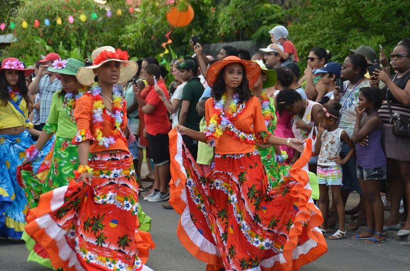 Carnival in SEYCHELLES