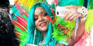 Superstar Rihanna is the official face of BARBADOS Tourism