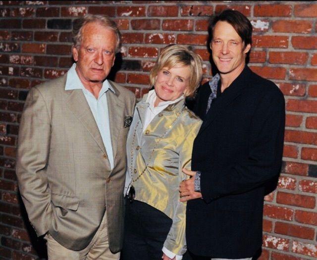 Emmy® Winners Nicolas Coster, Mary Beth Evans, & Matthew Ashford.
