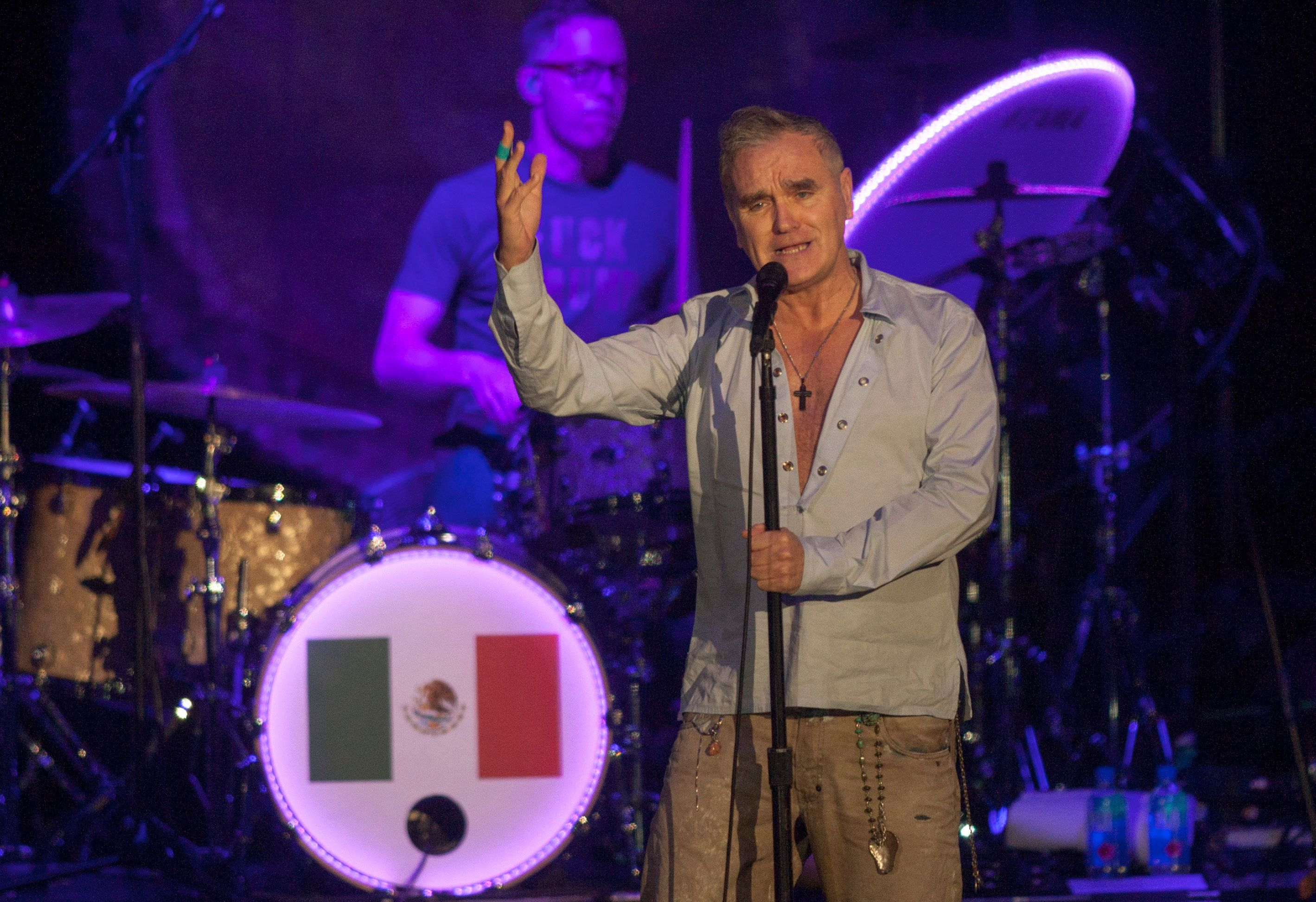 Morrissey Claims He Was Misquoted In Controversial Comments About Kevin Spacey