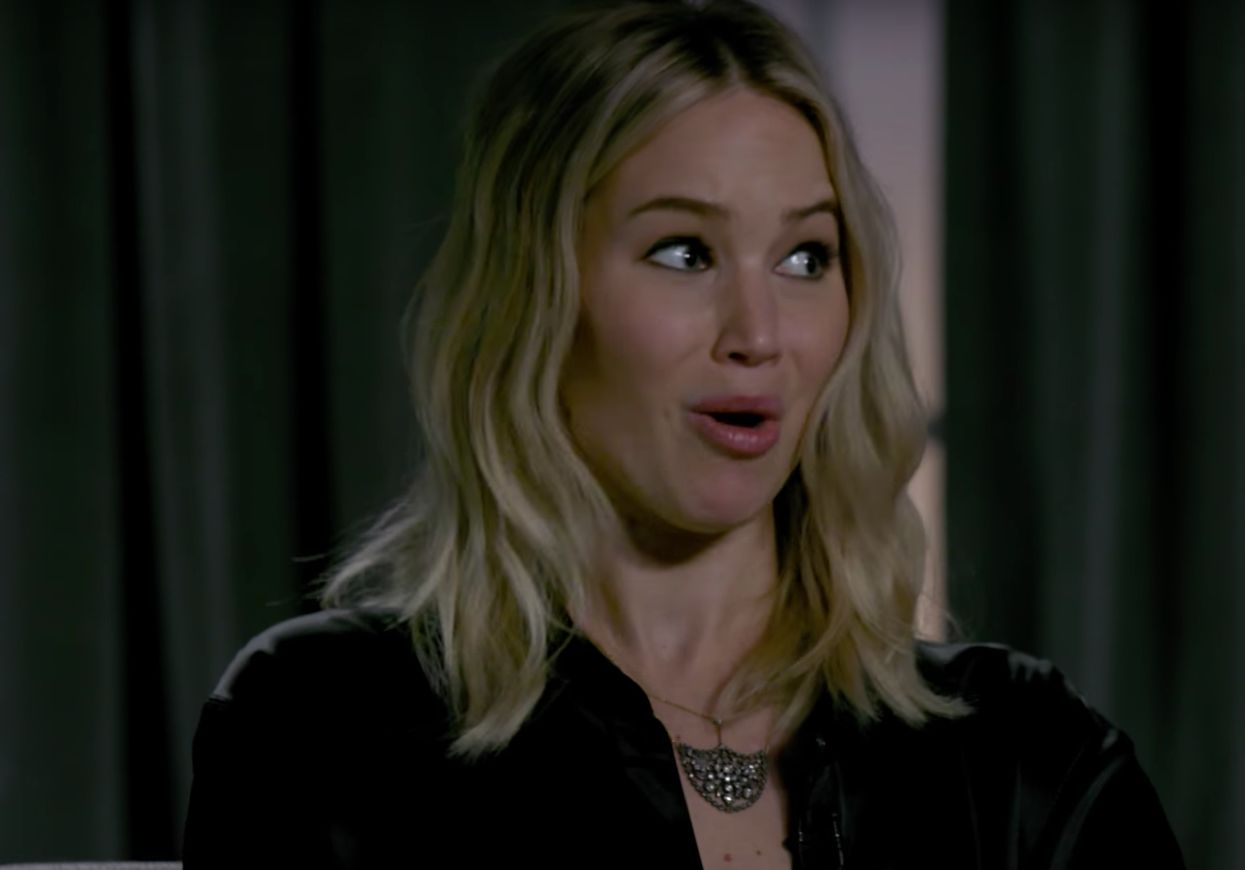 Jennifer Lawrence Says 'Being An A*****e' Is Her 'Only Defence' From Over-Eager