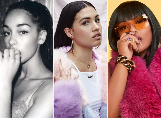 Jorja Smith, Mabel and Stefflon Don shortlisted for top Brit Award