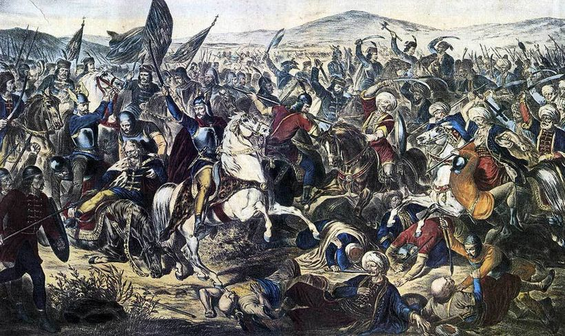 The Serbian-Ottoman Wars of the last millennium were not uncommon