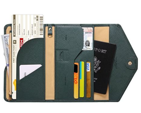 "This wallet stores everything -- credit cards, cash, boarding passes, a passport, and even a phone. Get it <a href=""http"