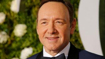 71st Tony Awards  – Arrivals – New York City, U.S., 11/06/2017 - Actor Kevin Spacey. REUTERS/Eduardo Munoz Alvarez