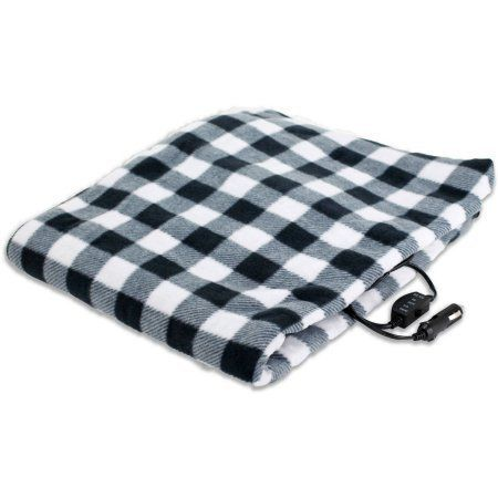 This heated travel blanket is a must-have for drivers, especially those in cold-weather states. Just keep it in your trunk fo