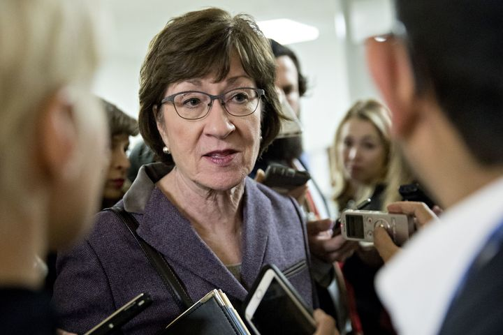 Sen. Susan Collins (R-Maine) knows a thing or two about insurance markets.