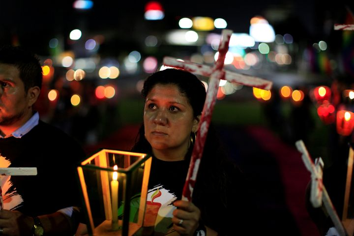In Honduras, at least 264 LGBT people have been killed since 2009.