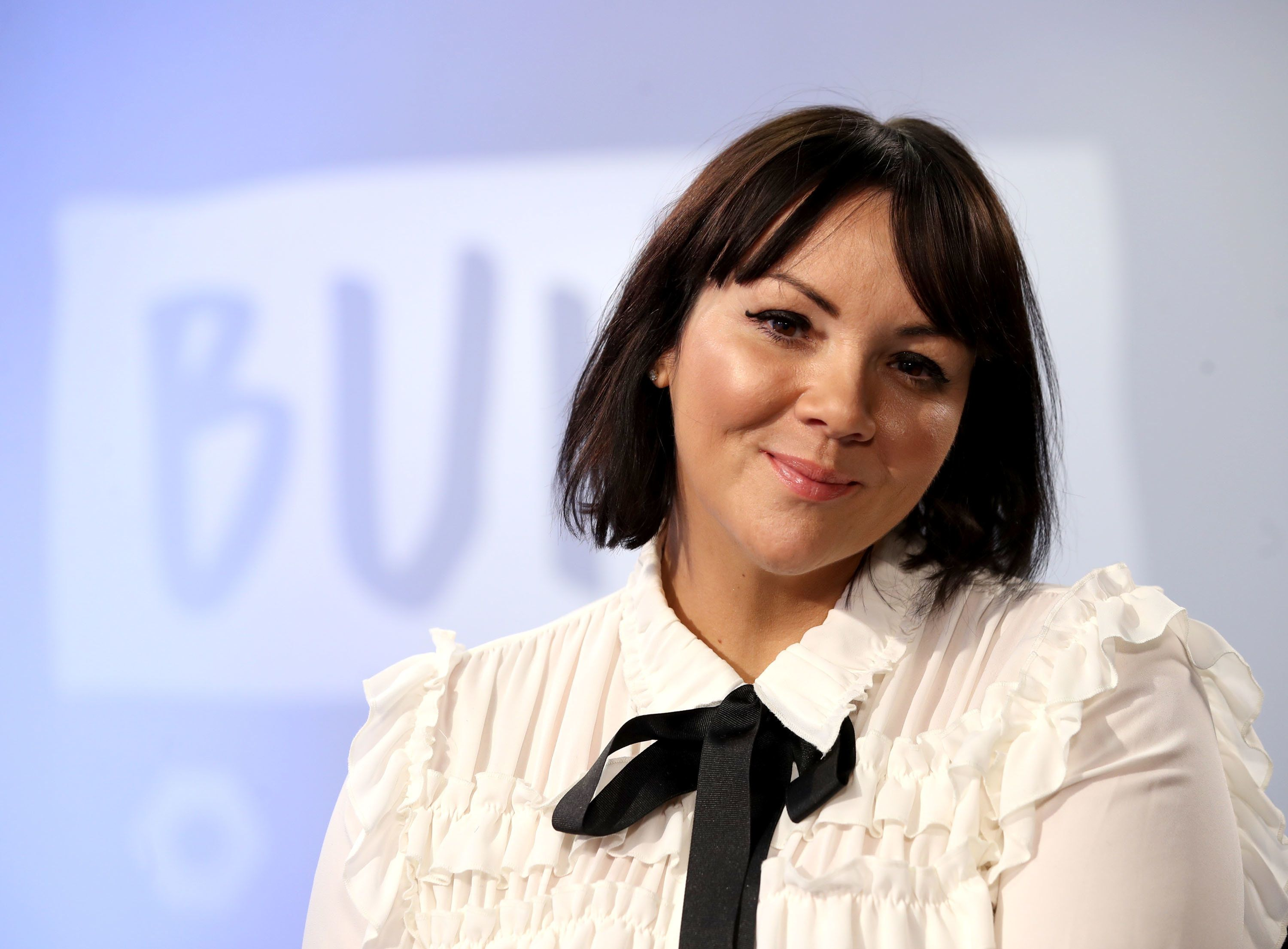 Martine McCutcheon Admits She's Open To Role In Rival Soap 19 Years After 'EastEnders'