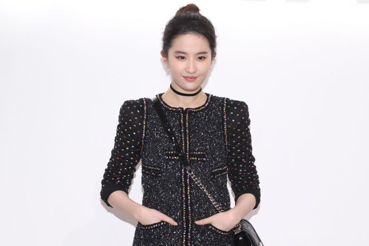 """Liu Yifei has been cast in Disney's upcoming live-action adaptation of """"Mulan."""""""