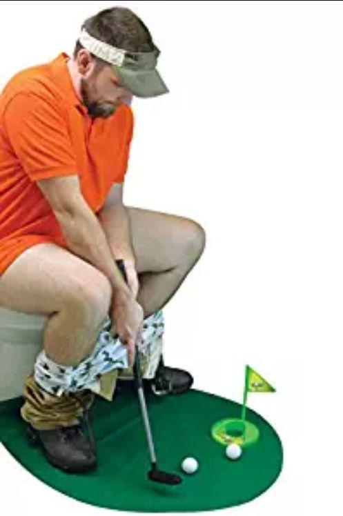 "<a href=""https://www.amazon.com/Potty-Putter-Toilet-Time-Golf/dp/B000LC65QA/ref=sr_1_4?amp=&ie=UTF8&keywords=white+elephant+g"