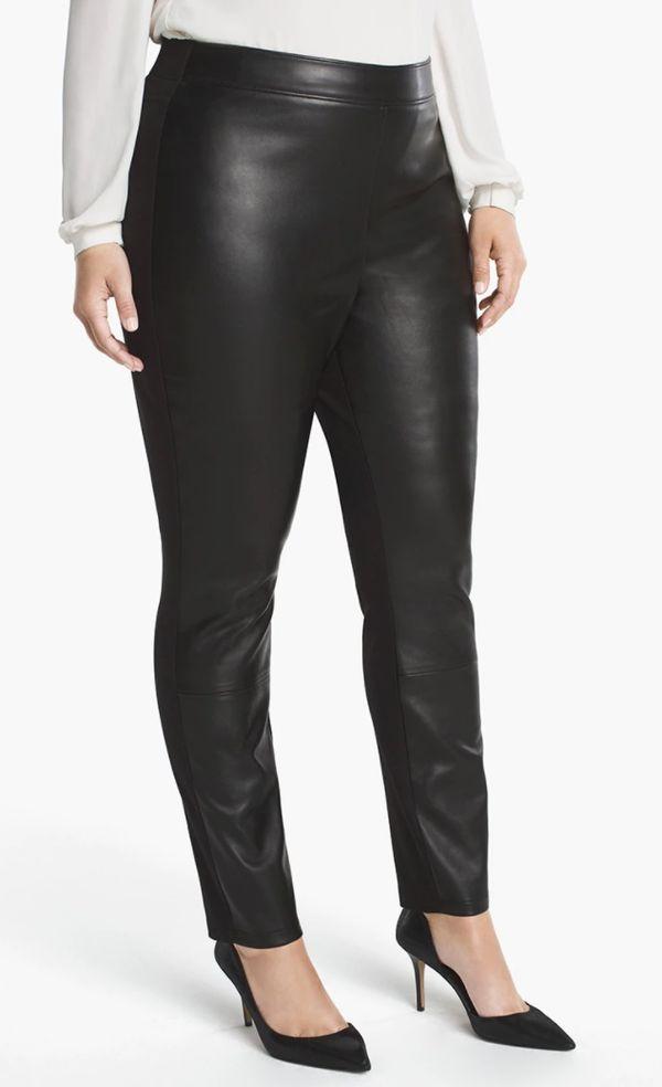 "Get them <a href=""https://www.whitehouseblackmarket.com/store/product/plus+vegan+leather+front+leggings/570220790?color=001&a"