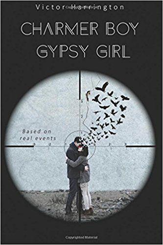 CHARMER BOY GYPSY GIRL by Victor Harrington