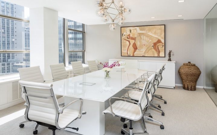 Real Estate Trends Spark Analysis Of Furniture Trends In Law Firms