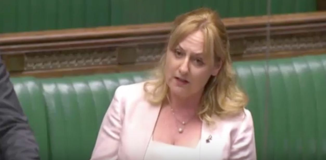 <i>SNP MP Dr Lisa Cameron has secured the Commons debate.</i>
