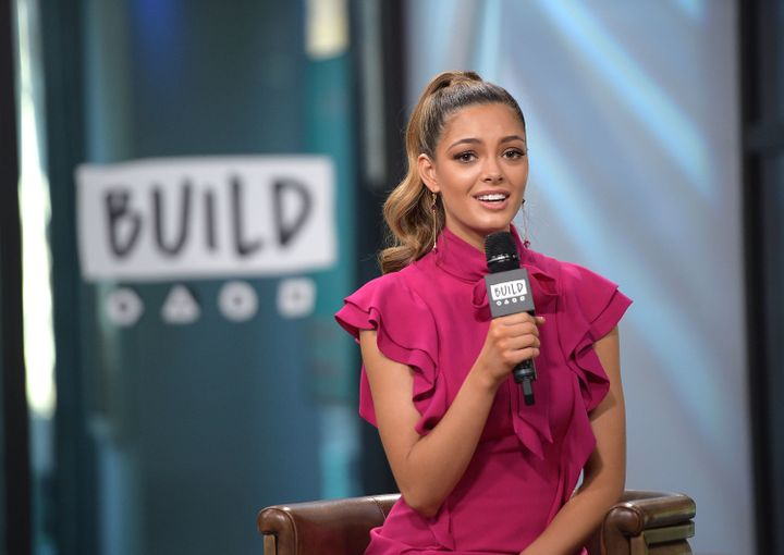 Nel-Peters appeared on the Build Series interview program in New York on Nov. 29