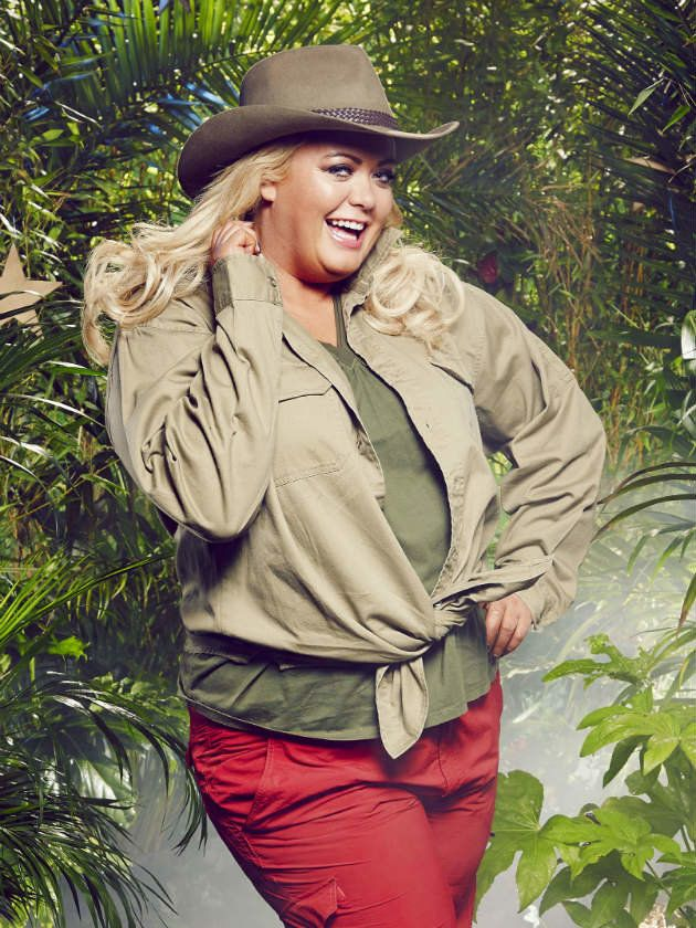 Gemma Collins Tears Into 'Appalling' And 'Bland' 'I'm A Celebrity'