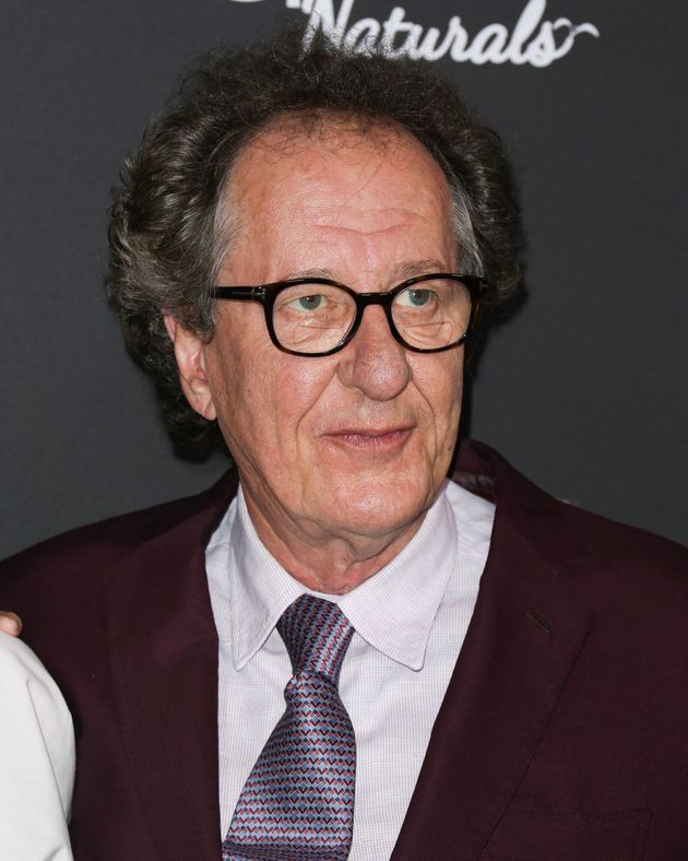 Geoffrey Rush denies allegations of
