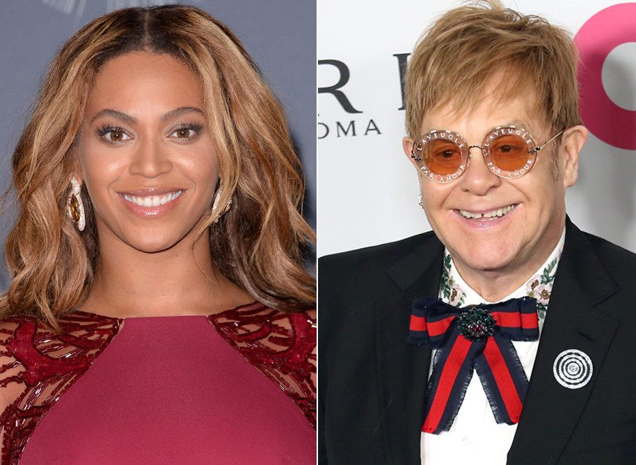 Elton John And Beyoncé Reworking 'The Lion King' Songs For Live Action Remake