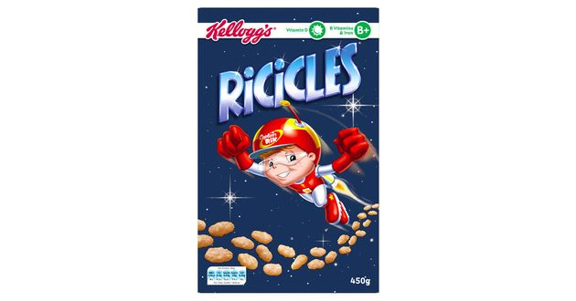 The public is in mourning after Kellogg's discontinues Ricicles