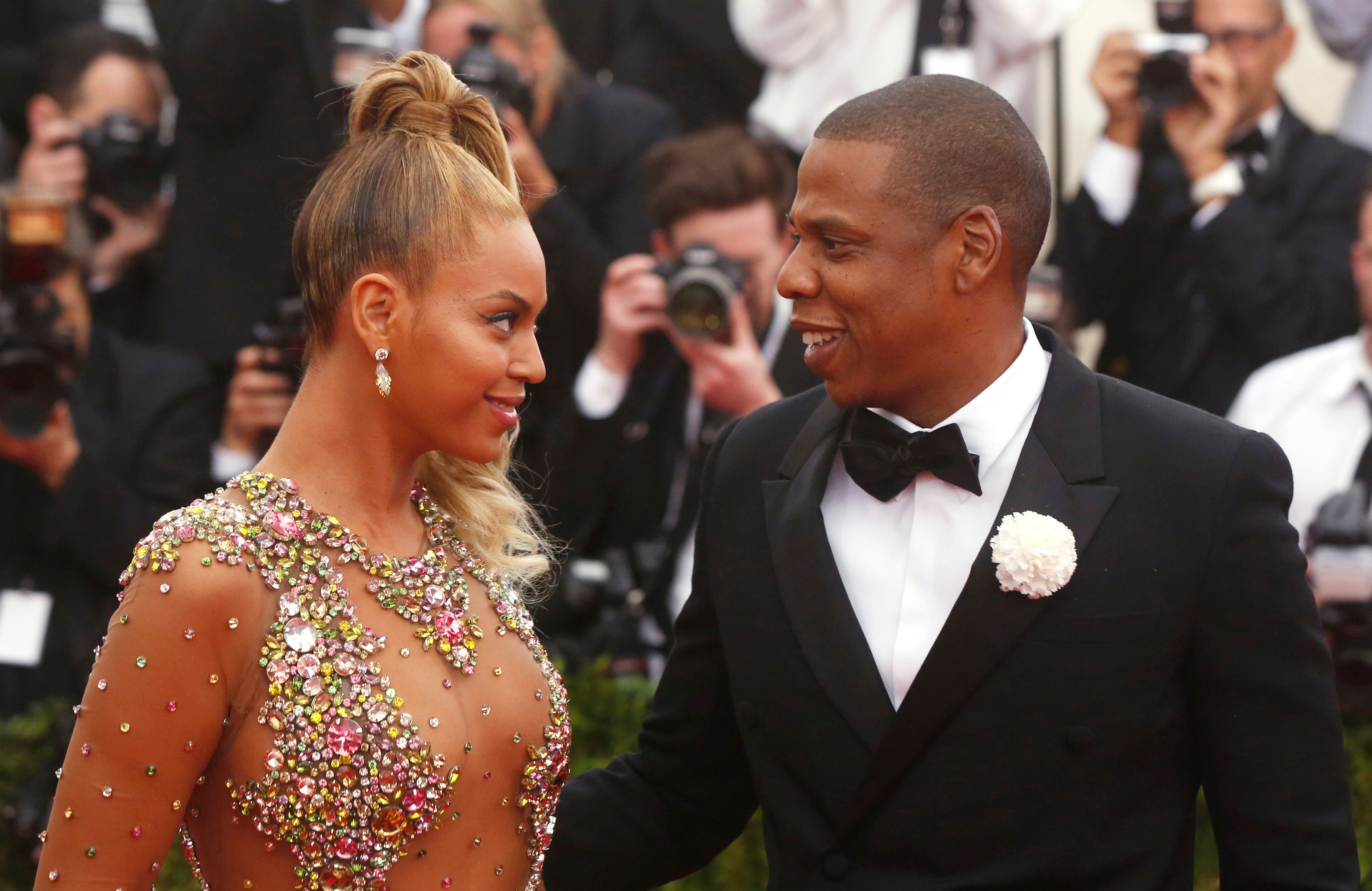 Jay-Z Says Working On Unreleased Joint Album With Beyoncé Was Like Couples Therapy