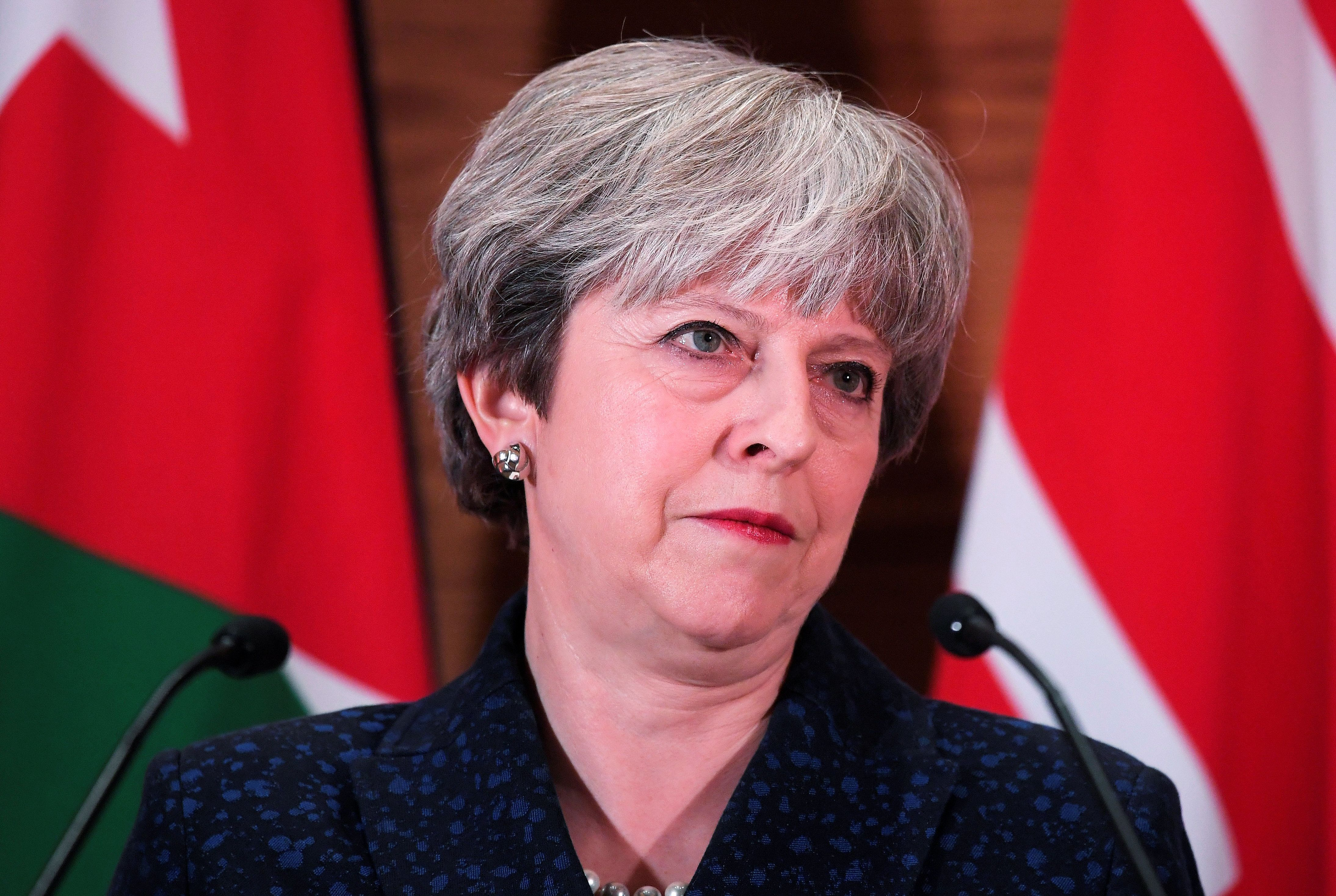 Theresa May renewed her criticism of Donald Trump after the US president shared anti-Muslim videosposted...