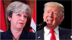 May Risks Further Trump Wrath After Repeating Criticism Of Anti-Muslim