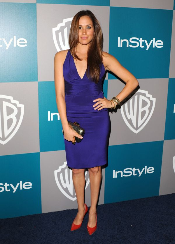 At the 13th Annual Warner Bros. and InStyle Golden Globe After Party held at The Beverly Hilton hotel in Beverly Hills, Calif